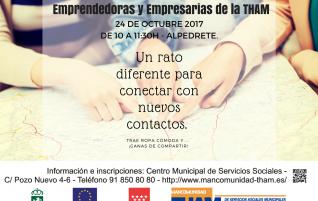 Networking Innovador para el Emprendimiento Femenino.