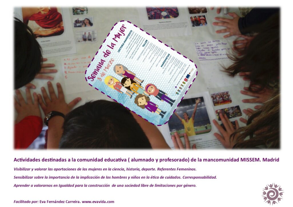 Actividades destinadas a la comunidad educativa de MISSEM