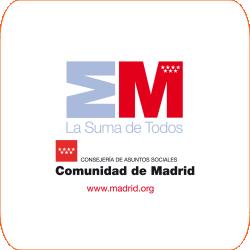Consejería de asuntos sociales de la Comunidad de Madrid