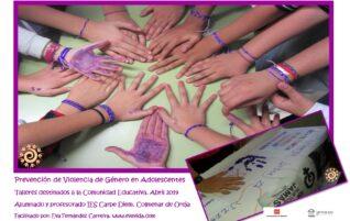 Adolescentes y prevención de Violencia de Género!!